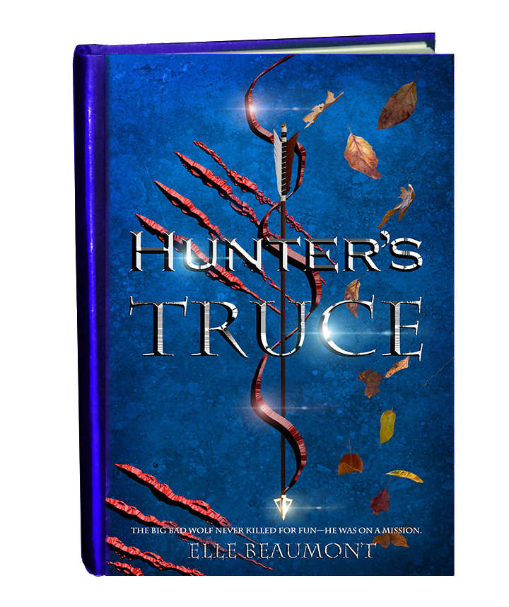 Hunters Truce in book form smaller