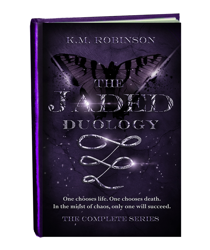 Jaded Duology in book form-final small