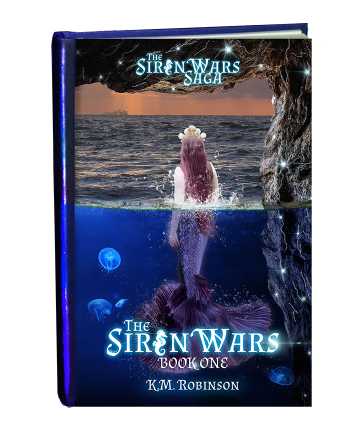 The Siren Wars in book form-final small