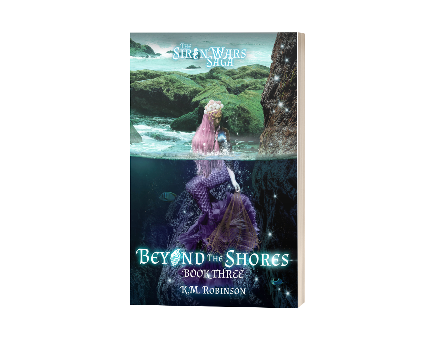 Beyond The Shores K.M. Robinson