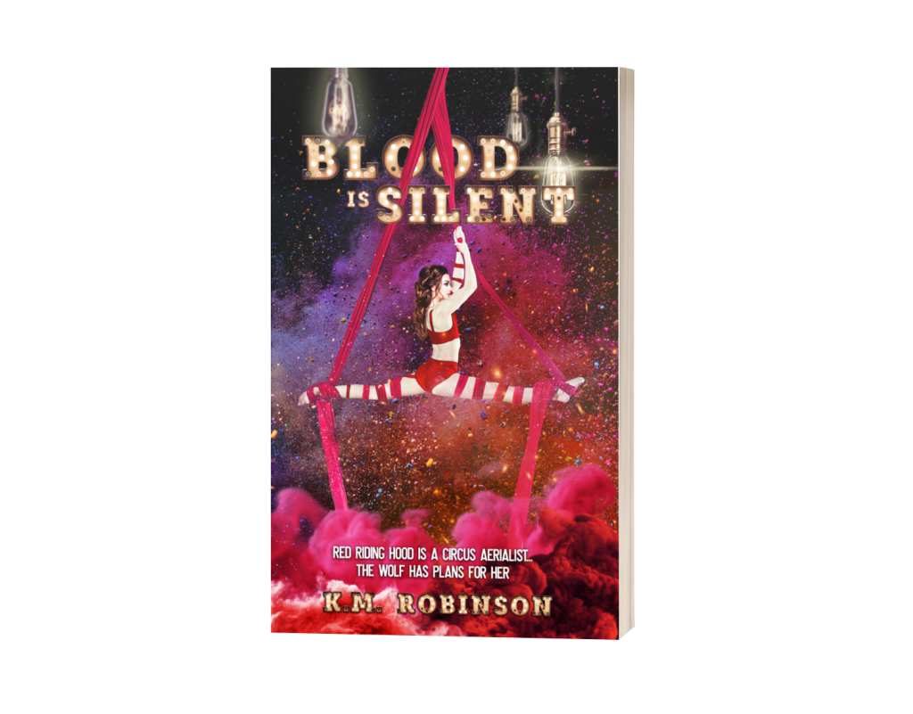Blood Is Silent K.M. Robinson