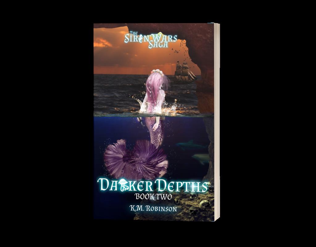 Darker Depths K.M. Robinson
