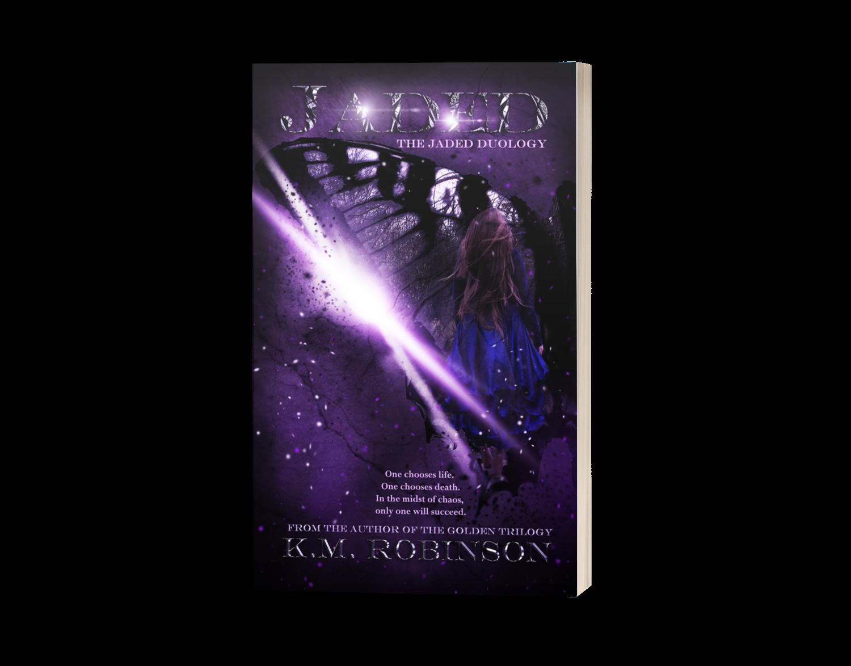 Jaded K.M. Robinson