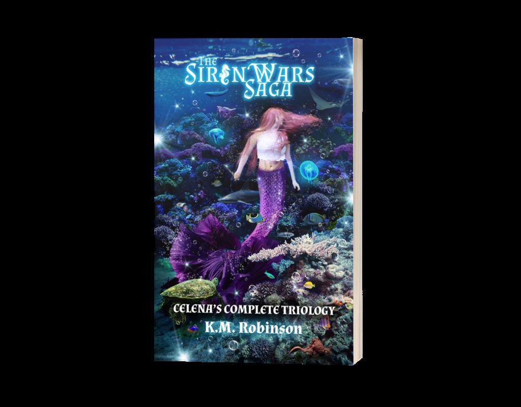 The Siren Wars Saga K.M. Robinson