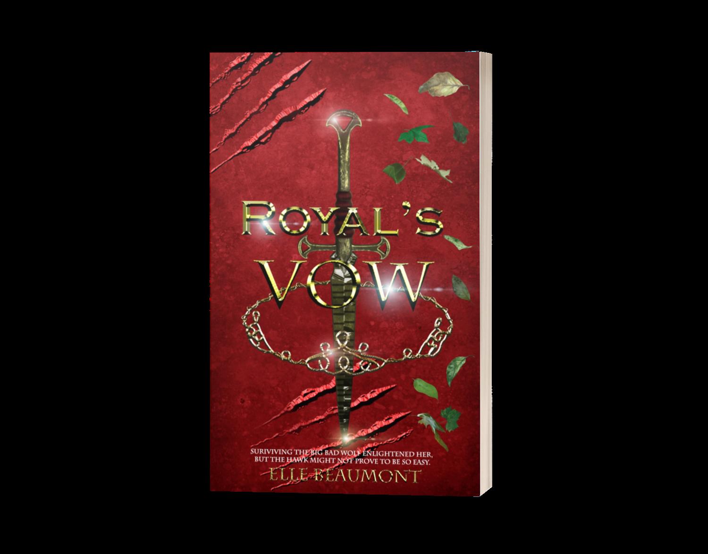 royal's vow elle beaumont
